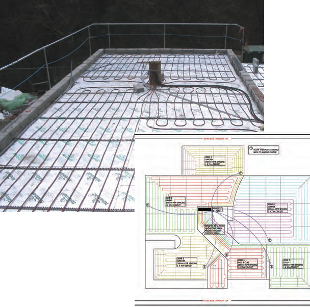 comfort zone floor heating manual